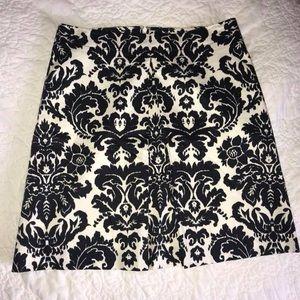 Ann Taylor Asymmetrical Skirt